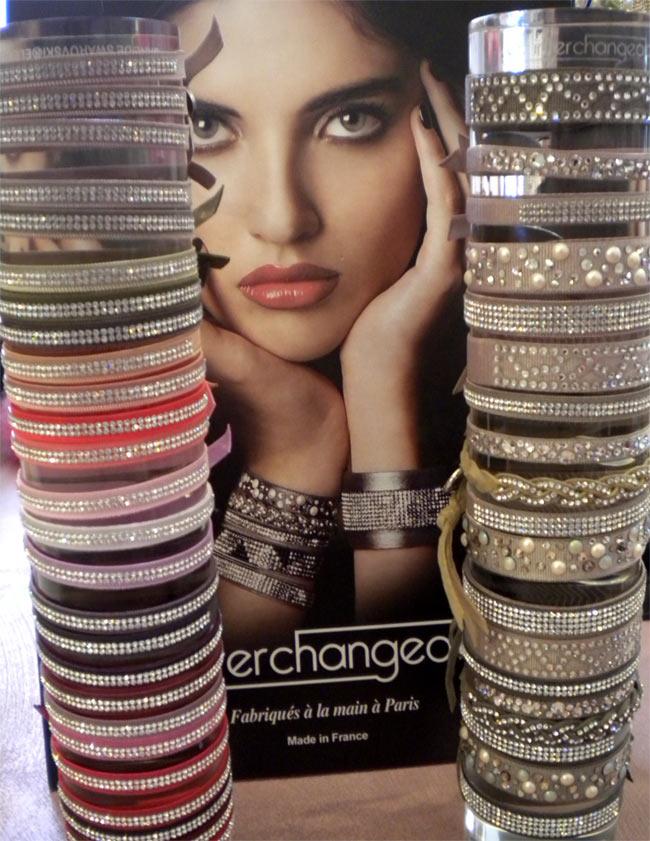 bracelets les Interchangeables