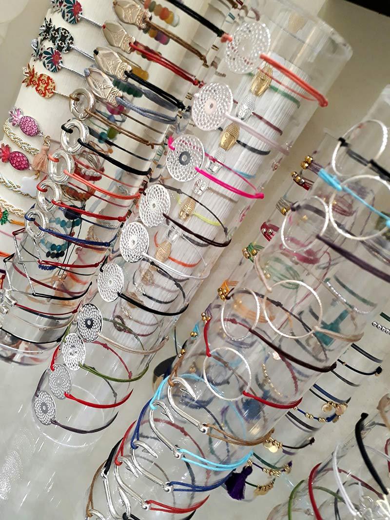bracelets à la demande