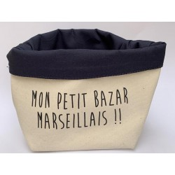 "Vide-poches ""Mon petit bazar marseillais"""